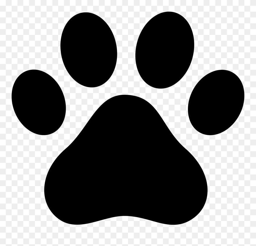 Clipart Cat Paw Dog Paw Print Png Download 3940 Pinclipart Our database contains over 16 million of free png images. clipart cat paw dog paw print png