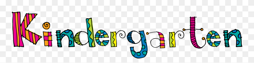 Welcome To Kindergarten Clipart - Kindergarten Clip Art - Png ...