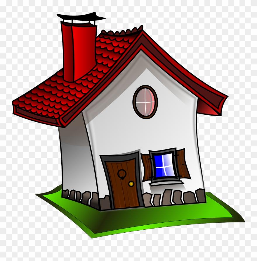 Cartoon House Clip Art Clipartsco Button Home Cartoon Png Download 5183 Pinclipart