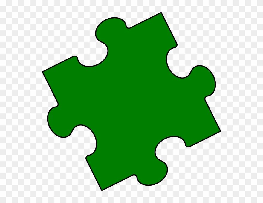 Puzzle Pieces Transparent Background Clipart (#6071