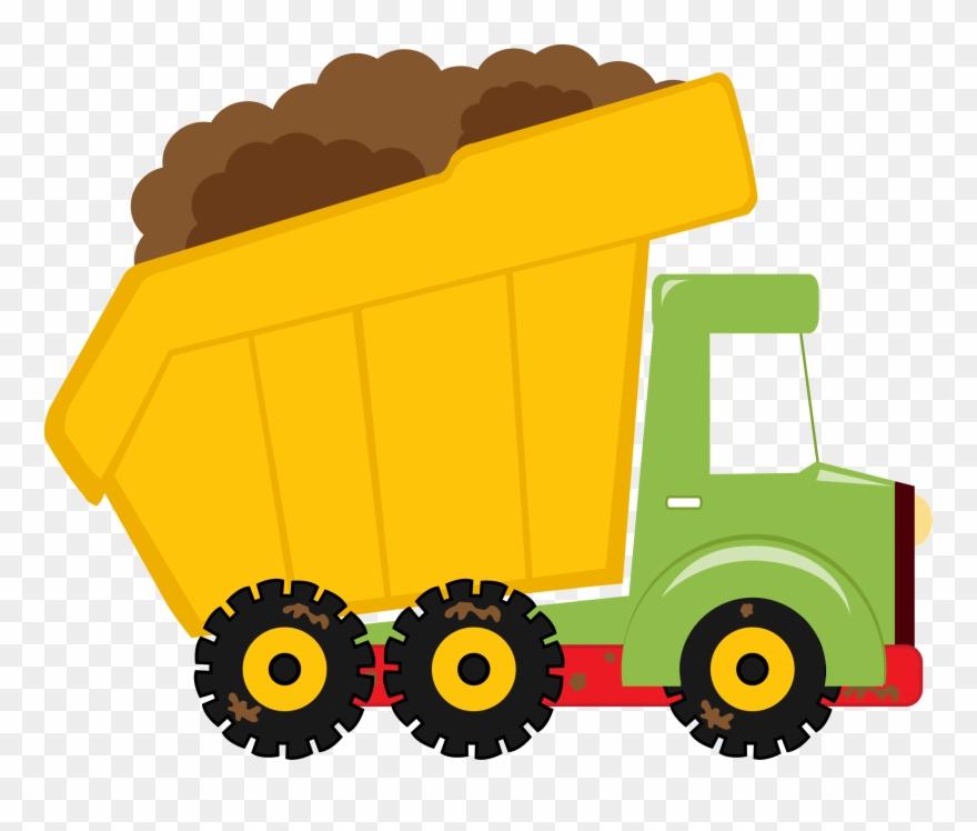 Camion Dibujo Tarjetas Infantiles Tractores Camiones Dump Truck Clipart Png Transparent Png 6166 Pinclipart