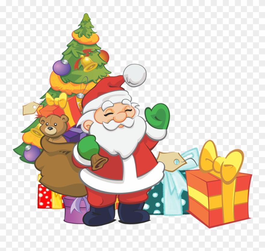 Christmas Images Free Clip Art.Free To Use Public Domain Santa Claus Clip Art Santa And