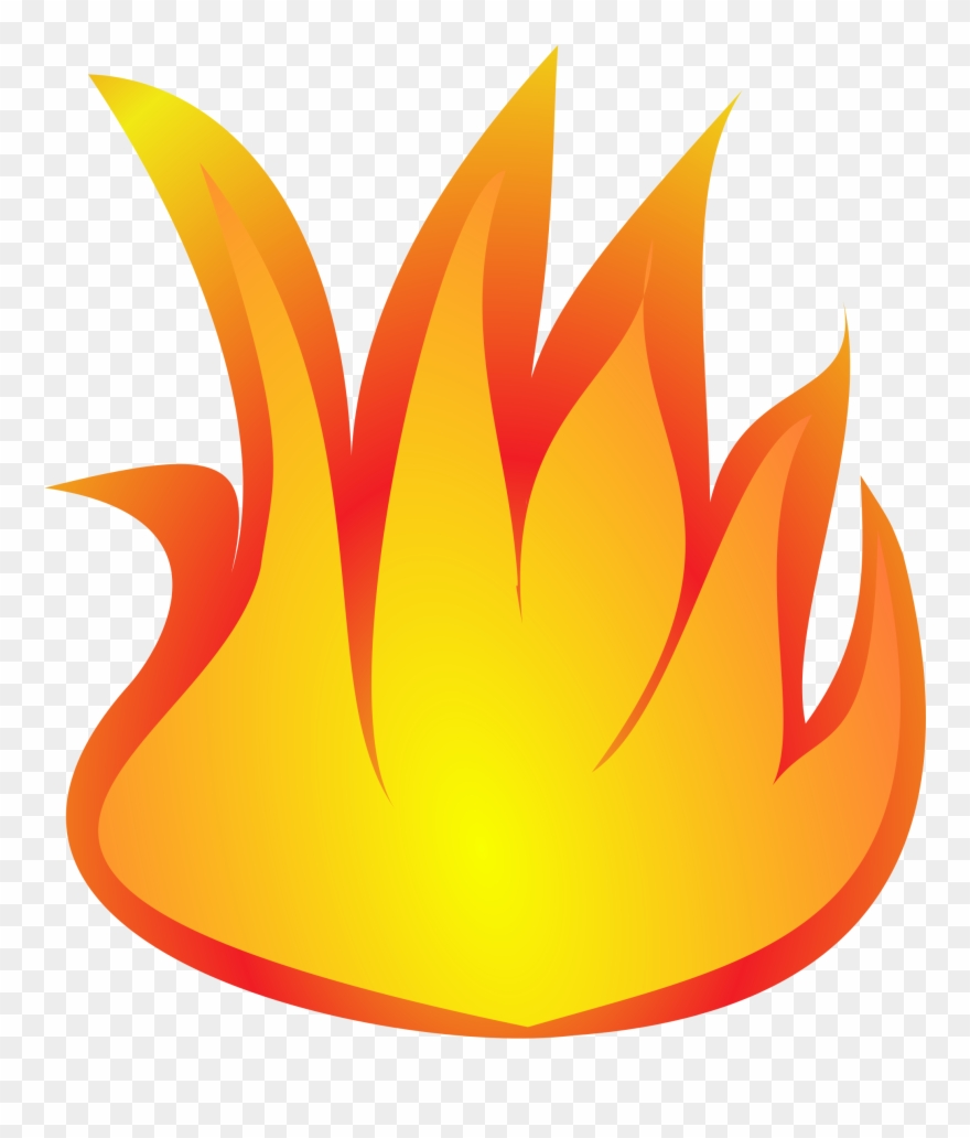 picture about Printable Flame named Flames Clipart Printable - Hearth Clipart - Png Obtain