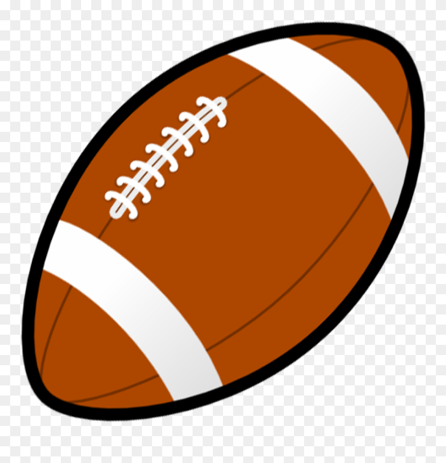 Football Animated Clip Art Football Clipart Png Download 7248
