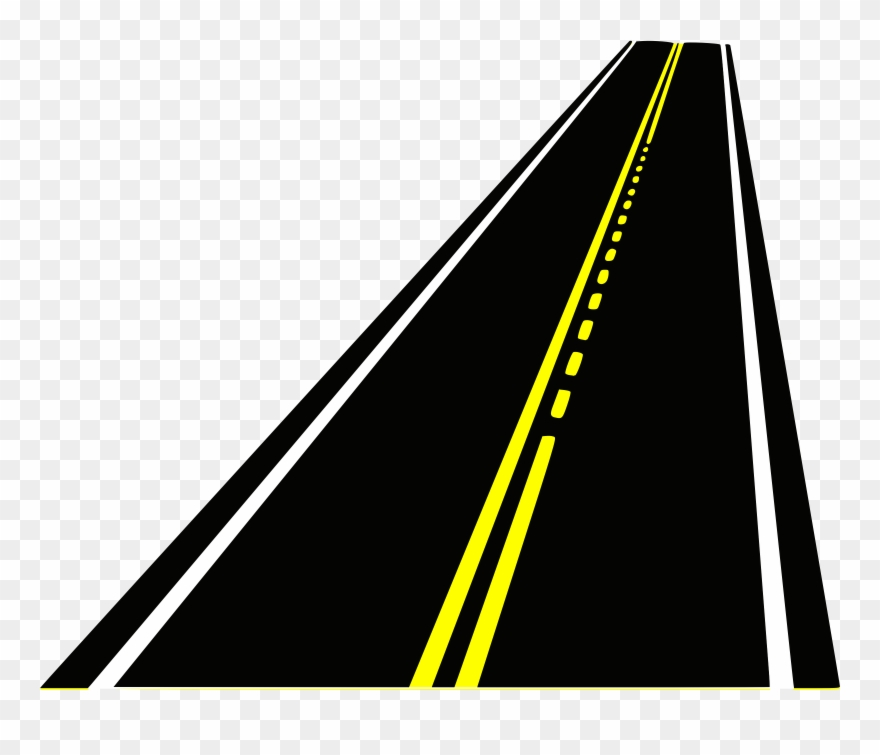 Country Road Clip Art