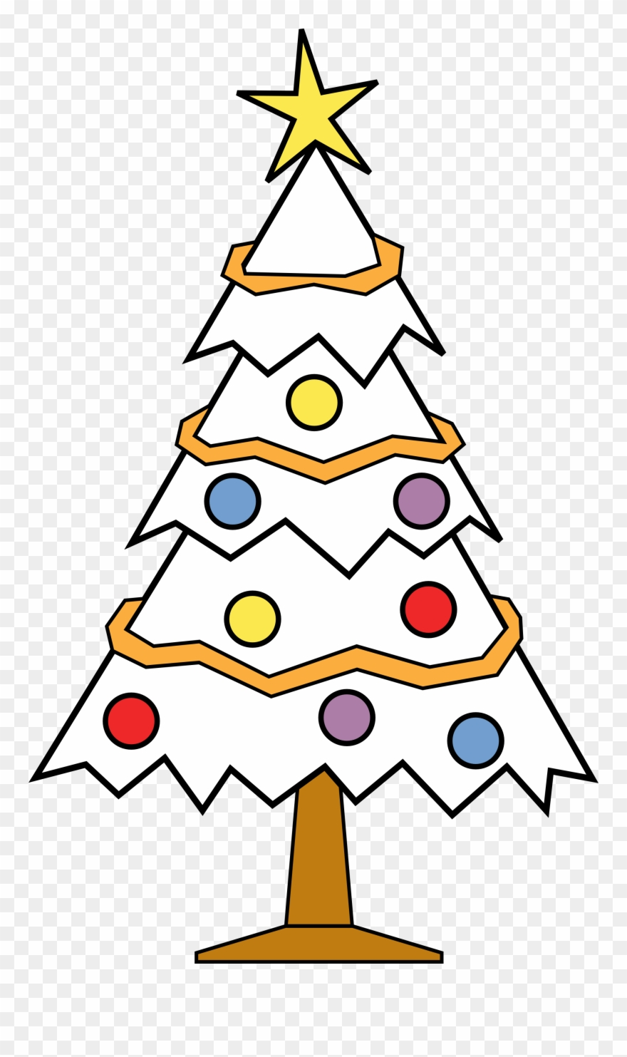 Christmas Images Free To Use.Free Black And White Christmas Tree Jpg Freeuse Download