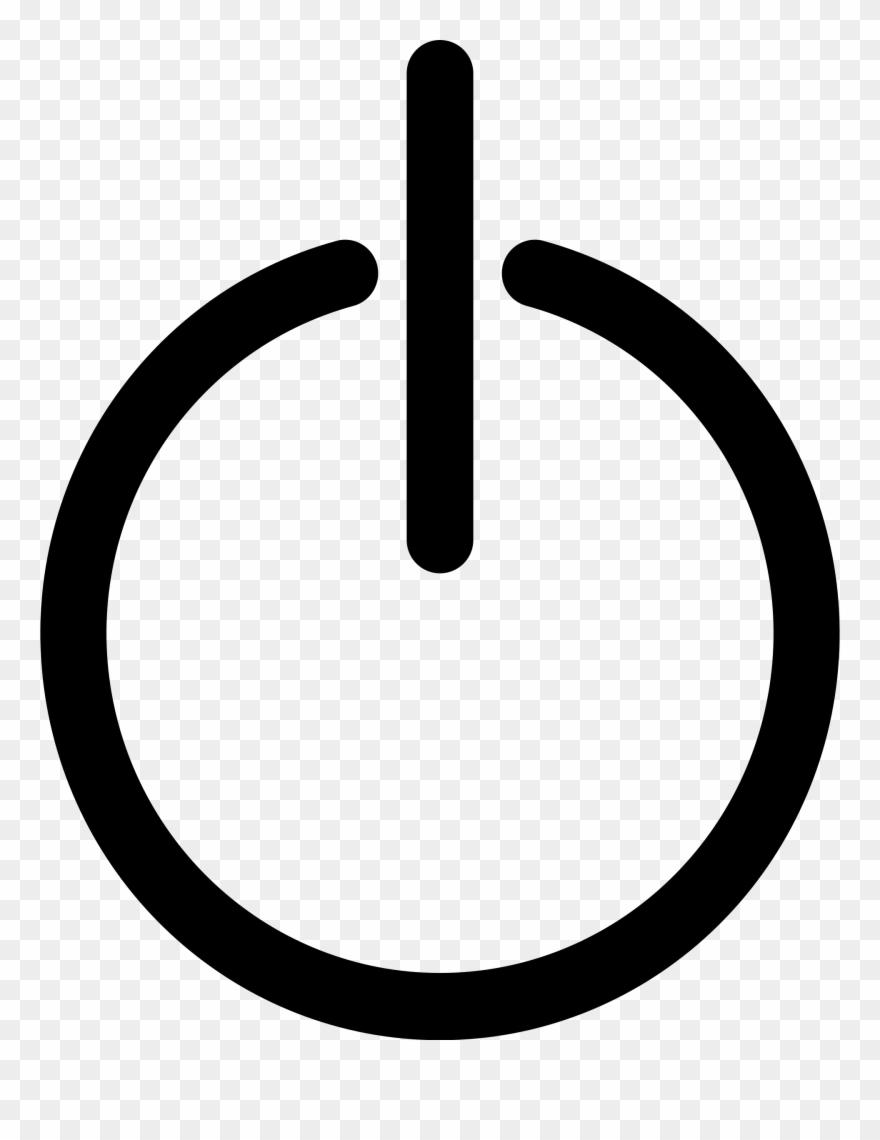 symbols clip art - symbol on off switch