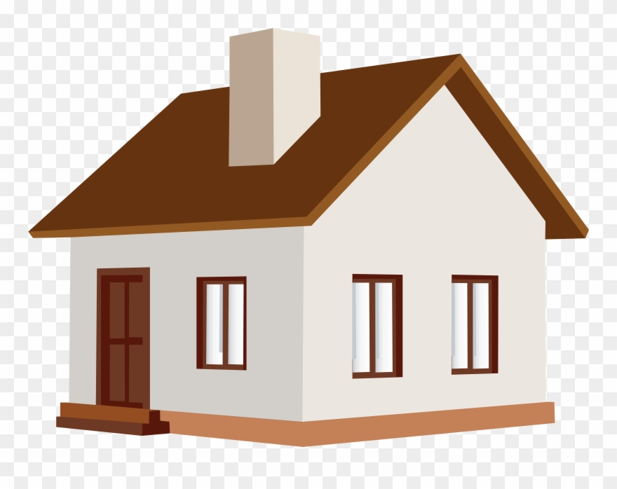 House Png Clip Art Best Web Clipart Inside Home Clipart