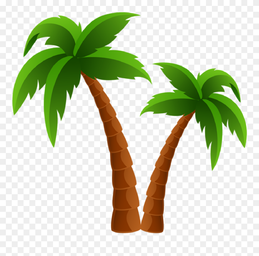 Download Palm Tree Clip Art And Cartoons On Palm Trees ...