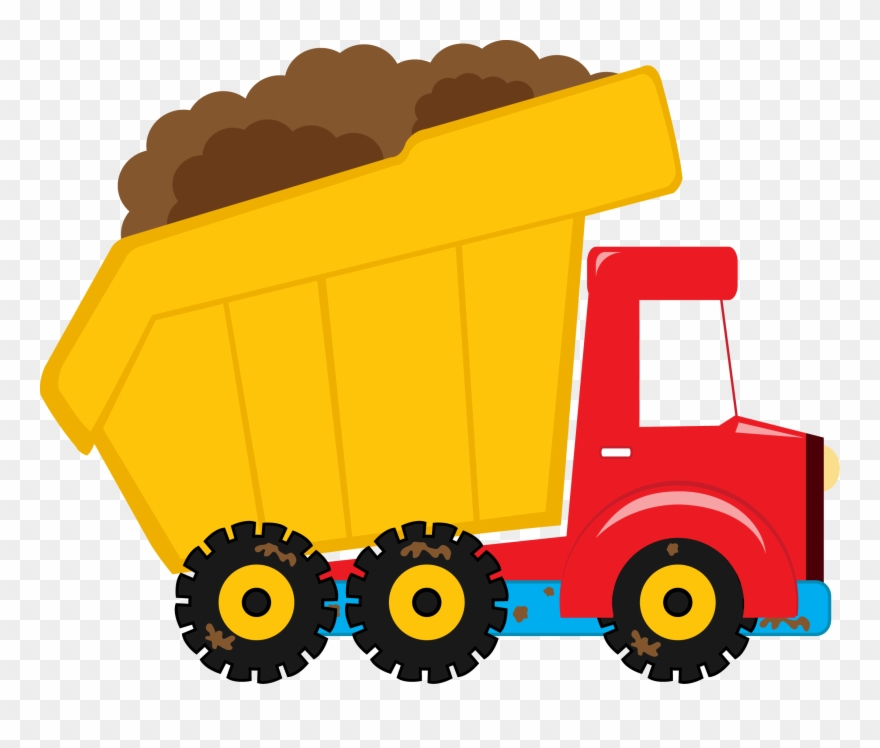 Dirt dump truck. More from my site