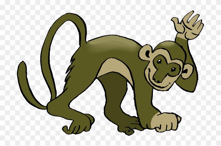Monkey Clip Art For Baby Boy Shower Free Clipart Spider Monkey