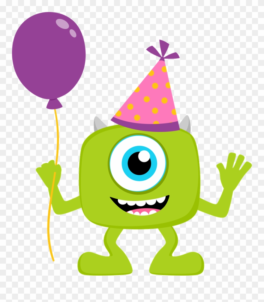 Monsters Inc Clip Art Free Clipart De Monster Party Monster Inc Baby Png Download 13020 Pinclipart