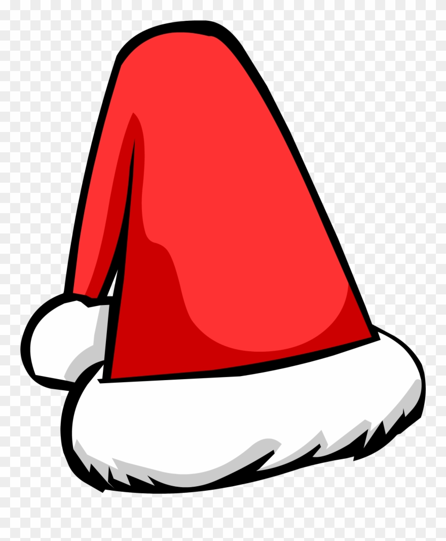 Christmas Hat Transparent Clipart.Download Vector Santa Hat Clipart Cartoon Santa Hat Png