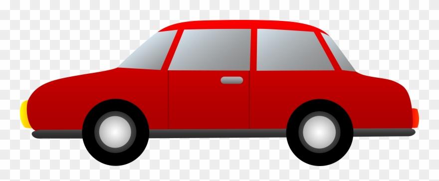 Red Car Clip Art Car Pictures Cartoon Transparent Car Png 14002 Pinclipart