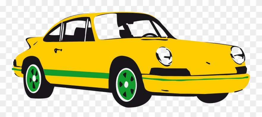 Photos Of Cartoon Cars - Car Vector Png Clipart