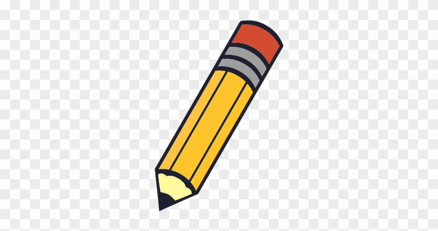 Pencil vector. Clipart png download