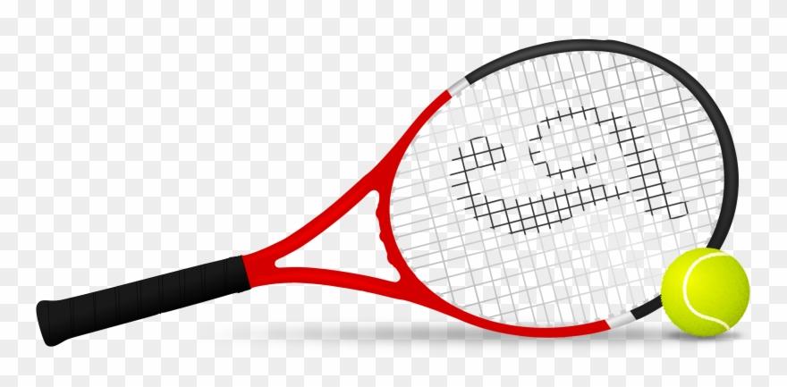 Big Image Png - Tennis Racket Clipart
