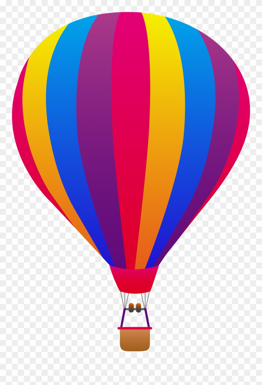 clip arts related to - hot air balloon vector png transparent png (#16012)  - pinclipart  pinclipart.