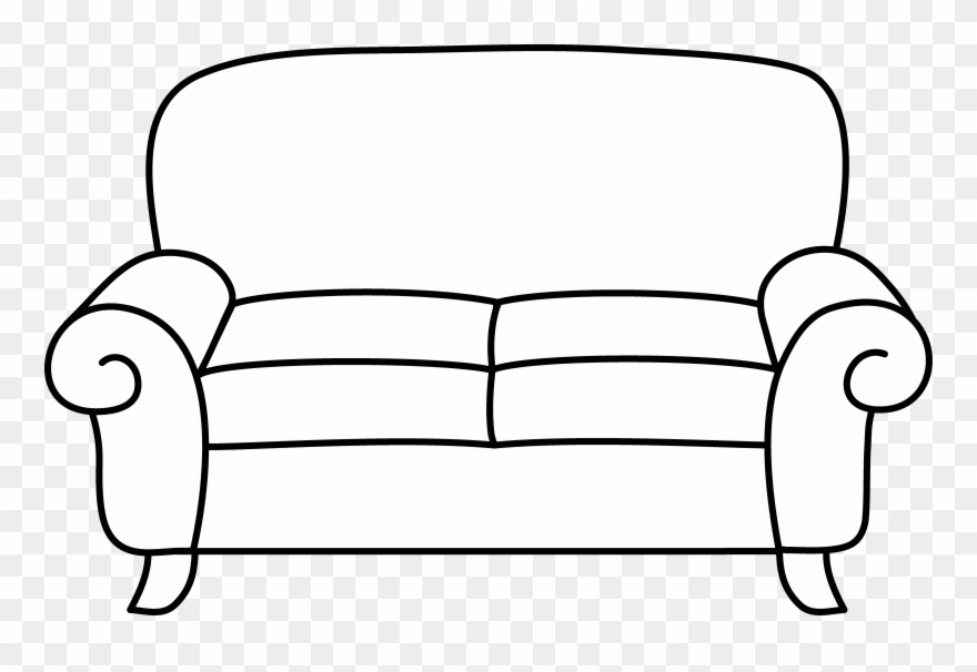 sofa coloring pages - photo#42