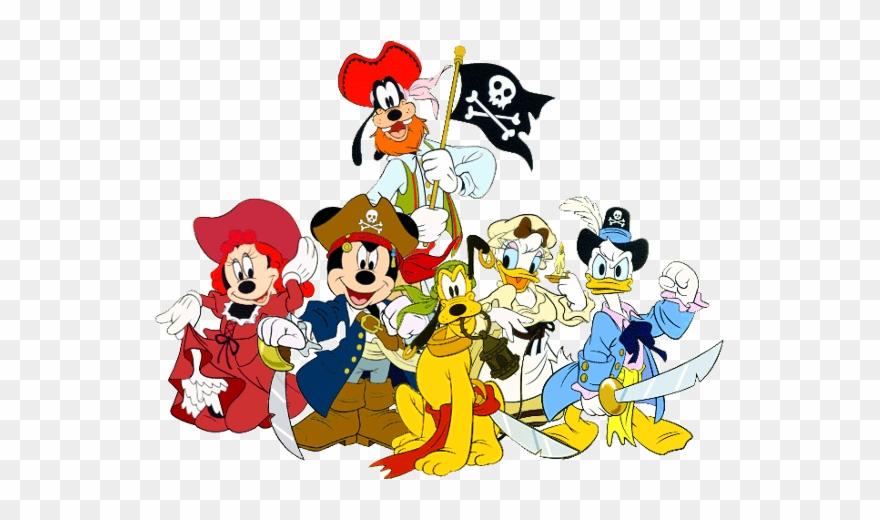 Disneyland Clipart Cruise Halloween Disney - Mickey And ...