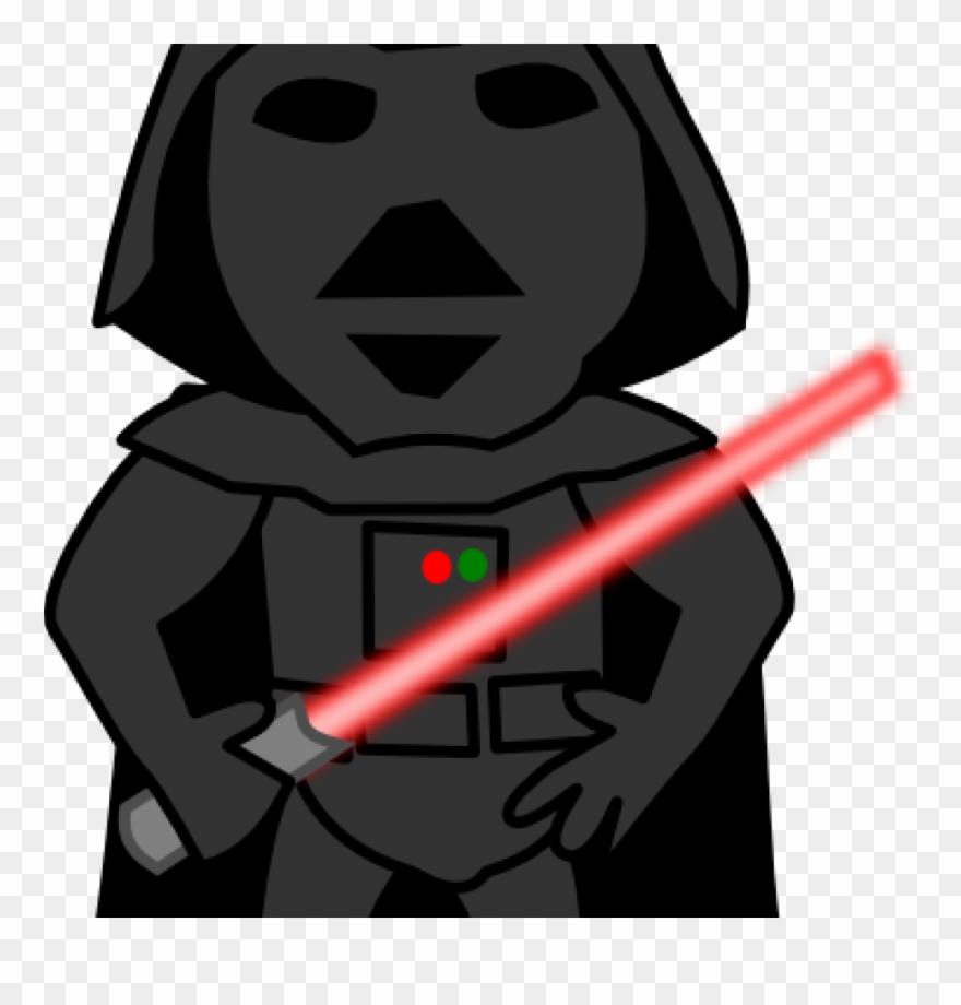 Darth Vader Clip Art Thank You Clipart - Anakin Skywalker