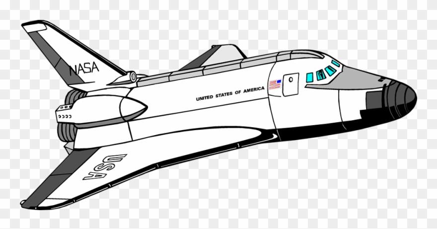 Nasa Rocket Ship Clip Art