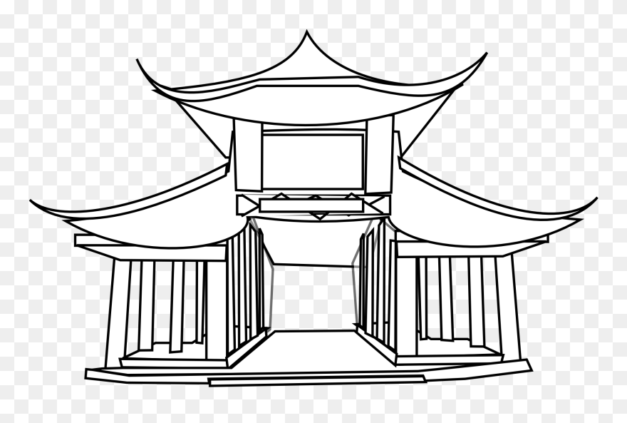 Great Wall of China Coloring Lesson   Kids Coloring Page – Coloring Lesson  – Free Printables and Coloring Pages for Kids   593x880