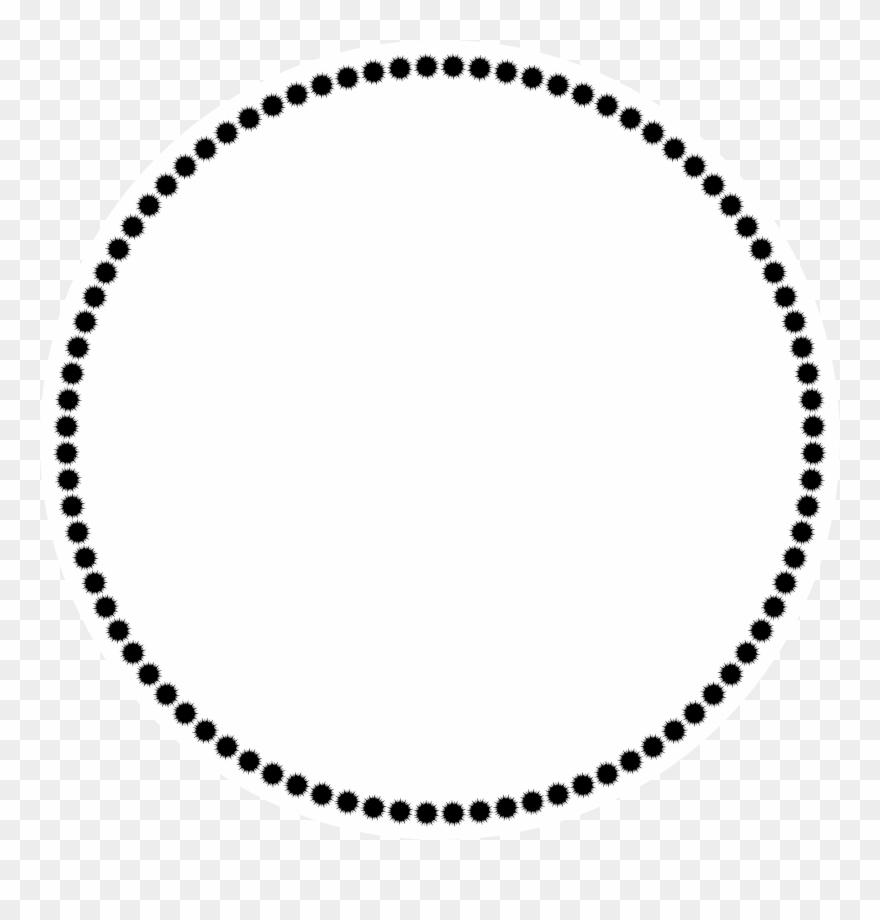 Circle Border Clip Art - Kit Festa Pipa E Catavento - Png Download