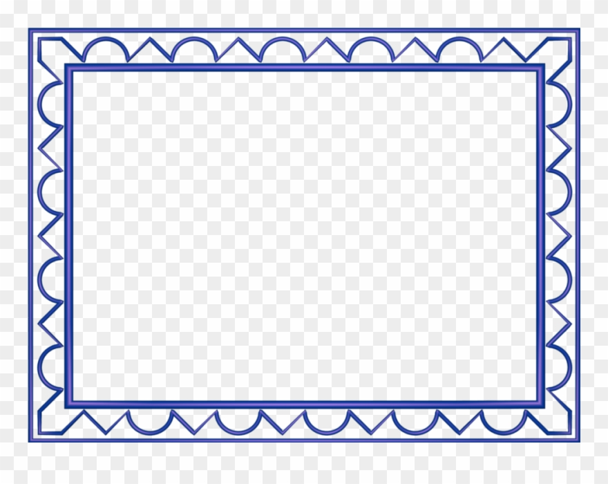 Simple Border Designs Cool Simple Border Designs Clipart 100812 Pinclipart
