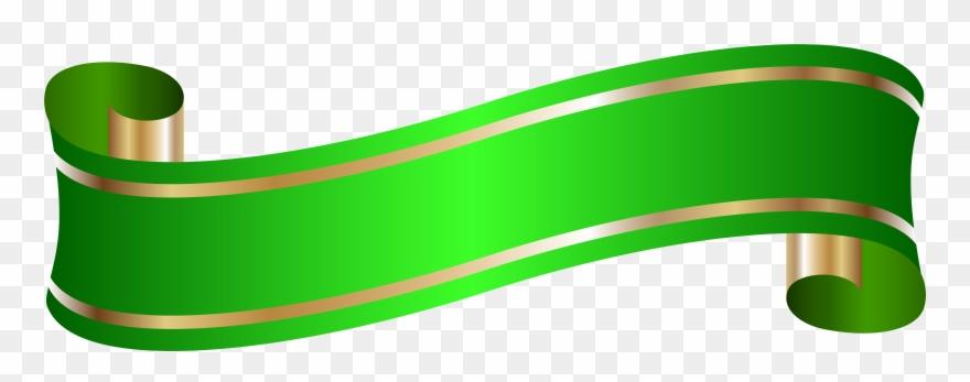 Elegant Banner Green Png Clip Artu200b Gallery Yopriceville