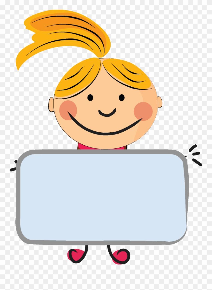 Pancartas School Clipart Kids Background Png
