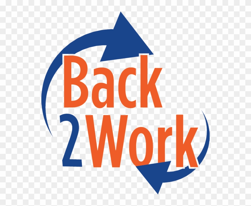 Back to Work Clip Art