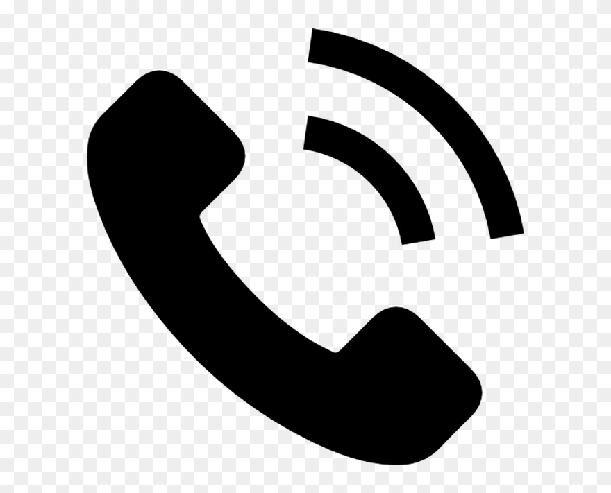 Phone Clipart - Phone Ring Icon Png Transparent Png