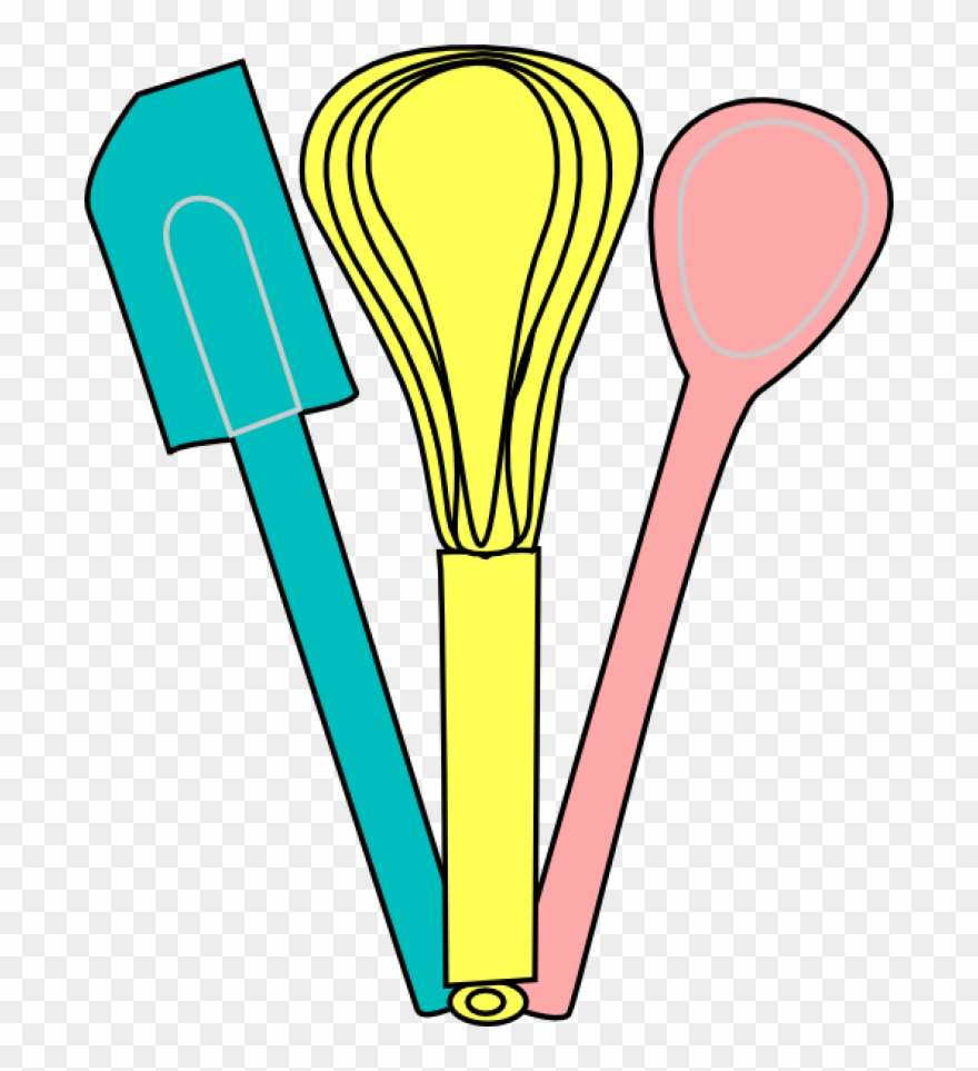 Permalink To Cooking Utensils Clipart - Cooking Equipment ...