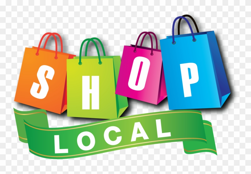 31a0106a21b19 Basic Marketplace Communities Add To Wishlist Loading - Shop Local Logo  Clipart