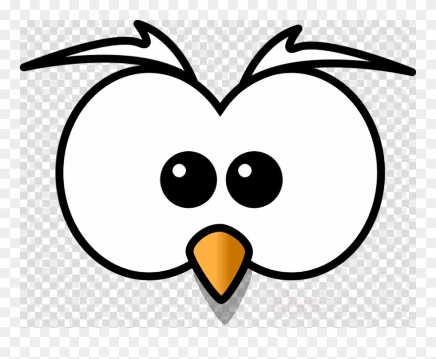 Cartoon Owl Face Clipart Owl Drawing Clip Art - Png Speech ...