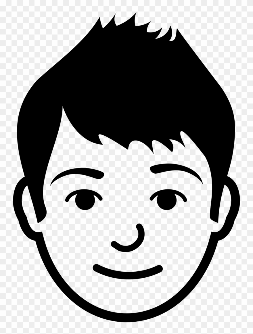 Brother Face Clipart Black And White Brother Clipart Black And White Png Download 109683 Pinclipart
