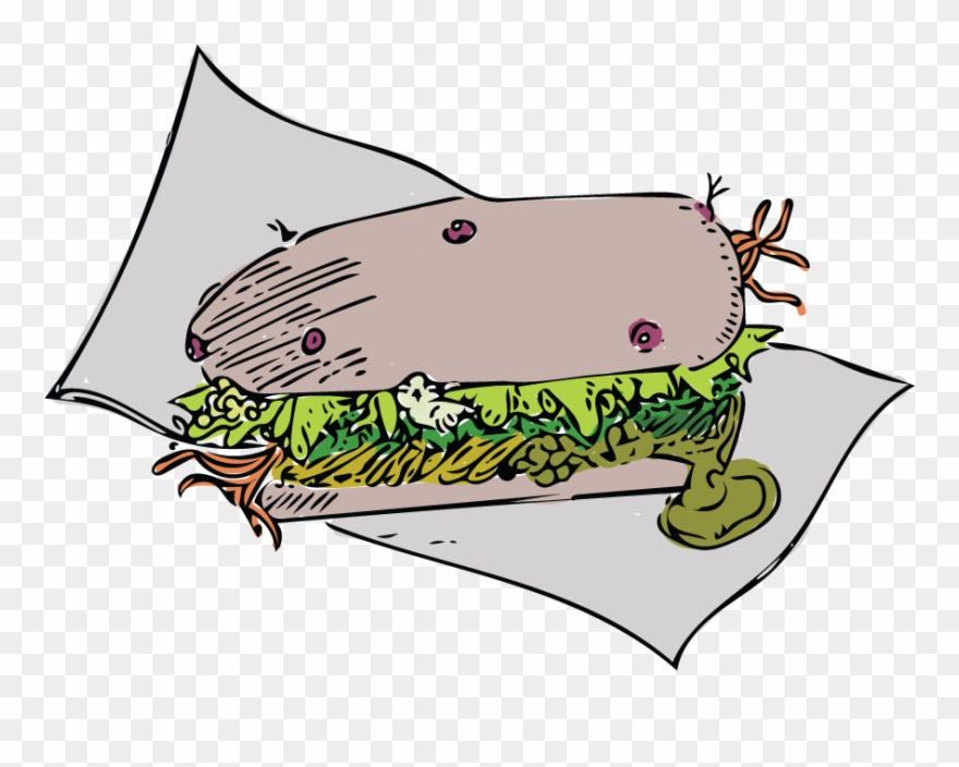 daily tar hell gross sandwich cartoon clipart 1003880 pinclipart daily tar hell gross sandwich cartoon