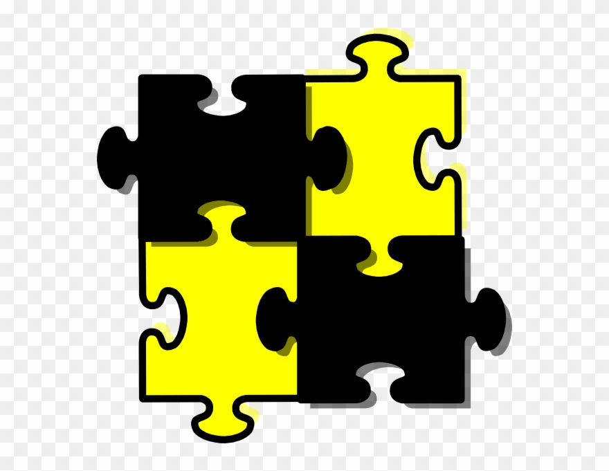 Puzzle Pieces Connected Clip Art - Berkshireregion