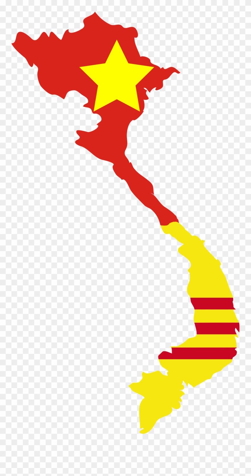North And South Vietnam Being Communist Capitalist - Vietnam War ...