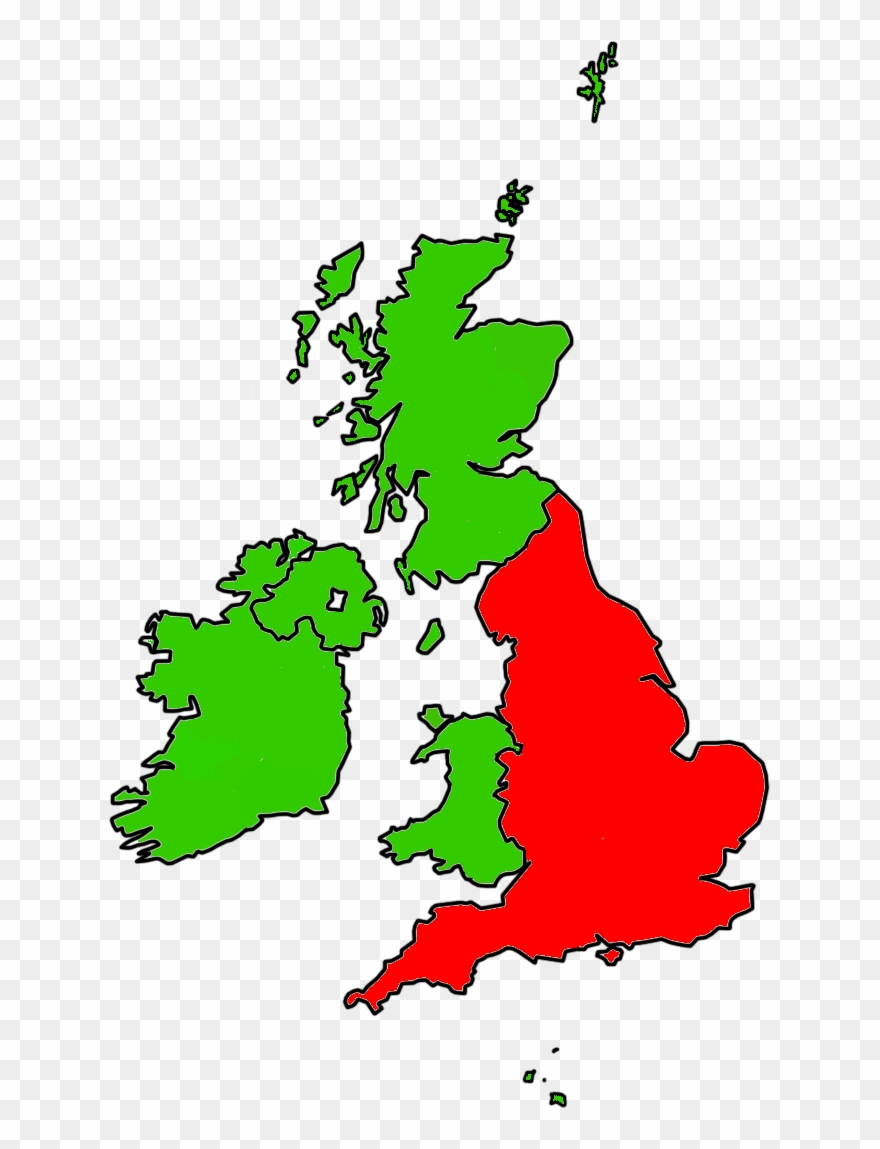 From Wikipedia, The Free Encyclopedia - British Isles Map Blank ...