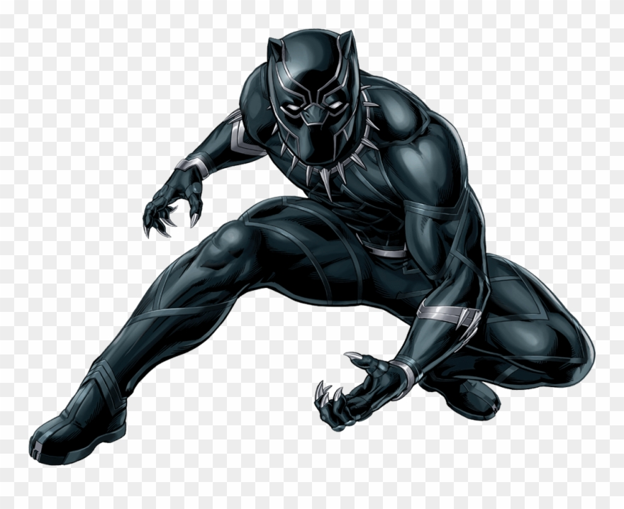 Black Panther Logos Brands And Logotypes Panther Clipart Marvel Black Panther Png Transparent Png 1009394 Pinclipart