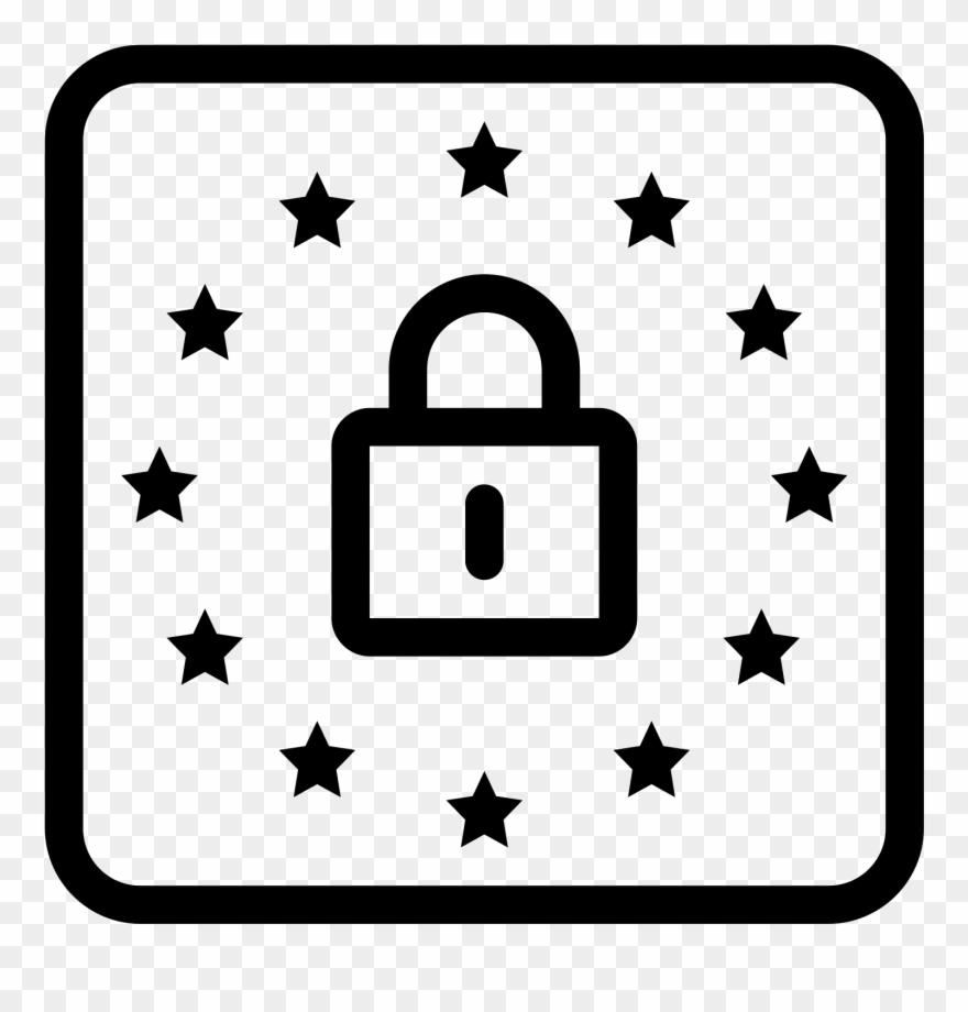 Gdpr Icon Schaukeln Sie Die Königlichen Niederländischen Mauspad