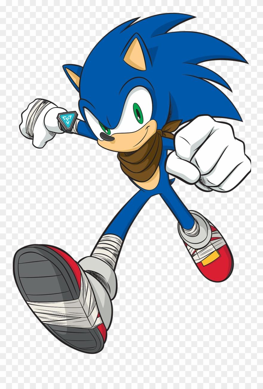 Sonic 2d Sonic Boom Render Sonic Boom Sonic 2d Clipart 1020986