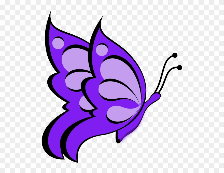 Easy Butterfly Drawing Clipart Drawing Sketch Clip Art Png Download Full Size Clipart 1023094 Pinclipart