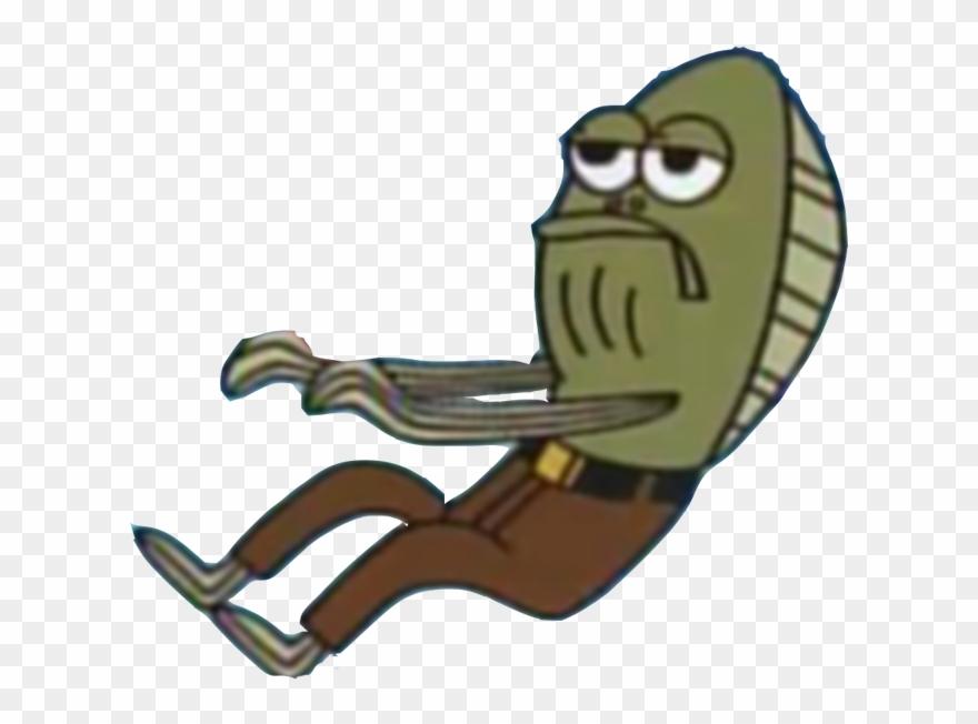 Spongebob Meme Transparent Background Hd Png Download Kindpng