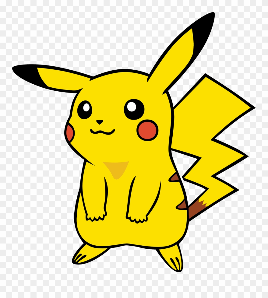 It's just a graphic of Pikachu Printable pertaining to logo pokemon