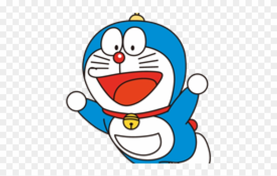 Doraemon Clipart Power Point - Drawing Of Doraemon With