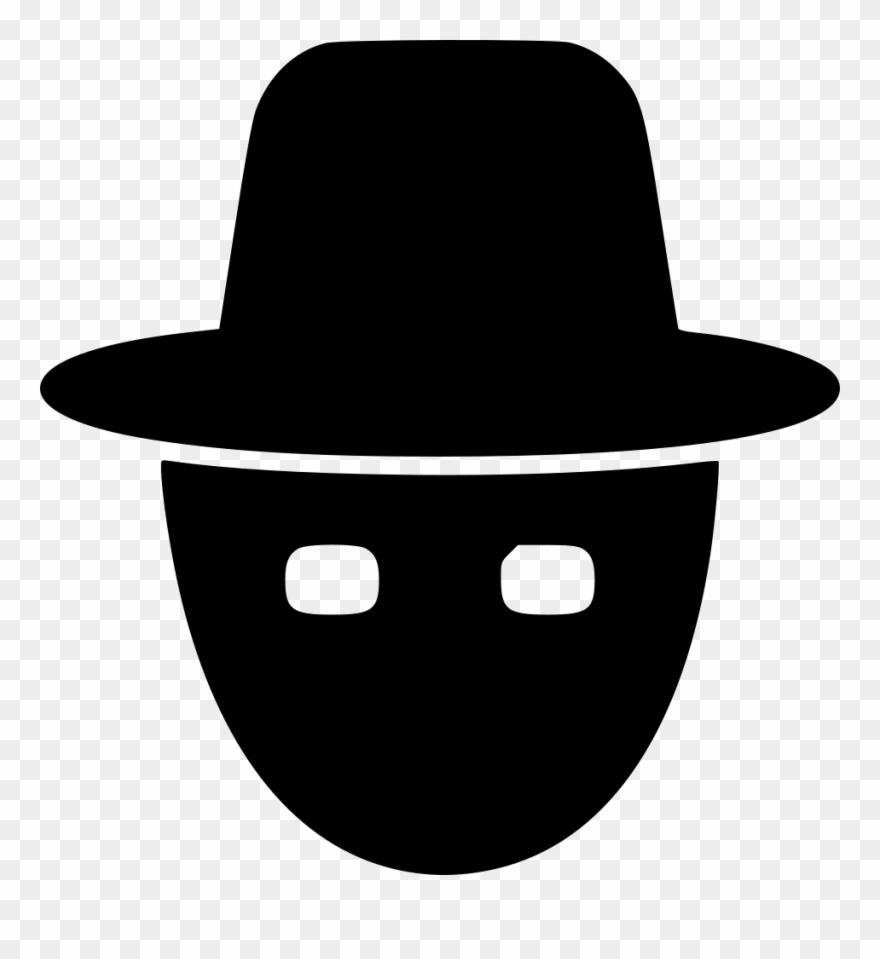 Hacker Png - Black Hat Hacker Png Clipart (#1037671