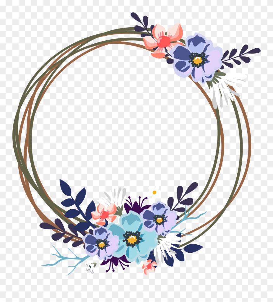 Flower Svg Library For Wedding